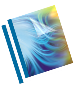 Thermal Presentation Covers - 1/4&quot;, 60 sheets, Blue__Blue Thermal 2up RF.png
